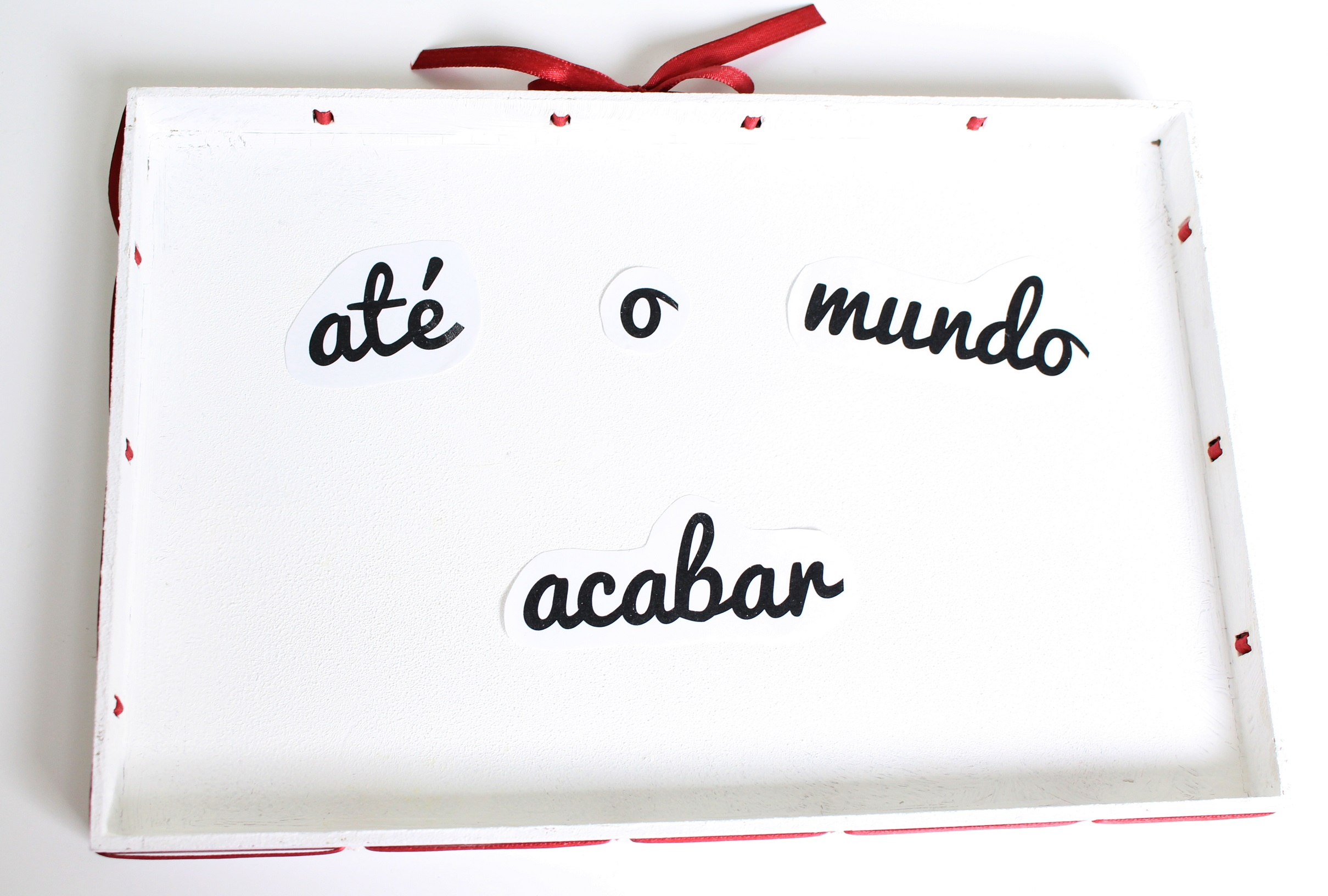 Te Amarei De Janeiro A Janeiro Até O Mundo Acabar: Desafio 3 – DIY (Caixa/Porta Retrato Com